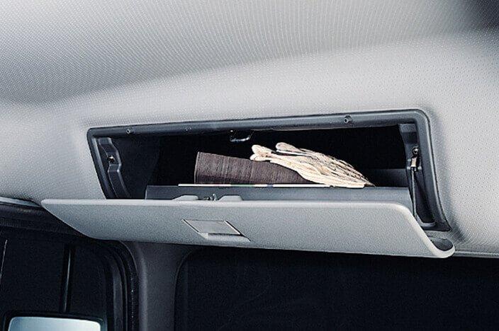 nội thất xe hyundai Hd270 bồn trộn bê tông