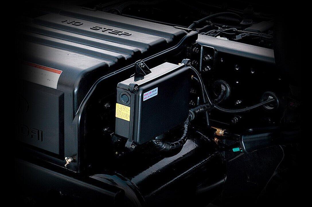 động cơ hyundai HD210