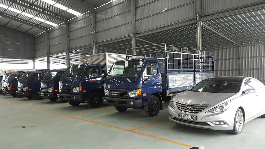 Xưởng dịch vụ Hyundai Á Châu